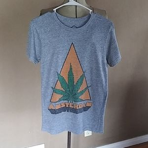 Altru Apparel t-shirt Amsterdam weed mary jane SM
